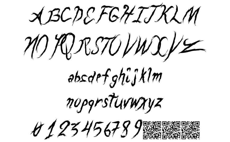 Dragons Breath font