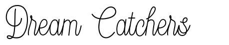 Dream Catchers font