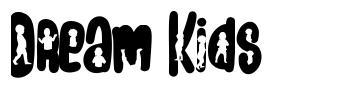 Dream Kids font