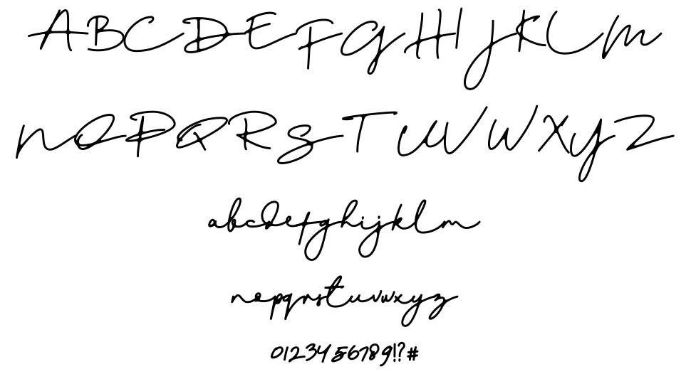 Dream Only font
