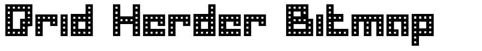 Drid Herder Bitmap