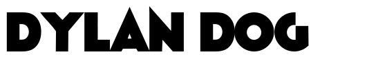 Dylan Dog font