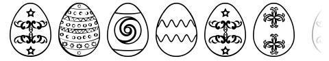 Easter Eggs ST