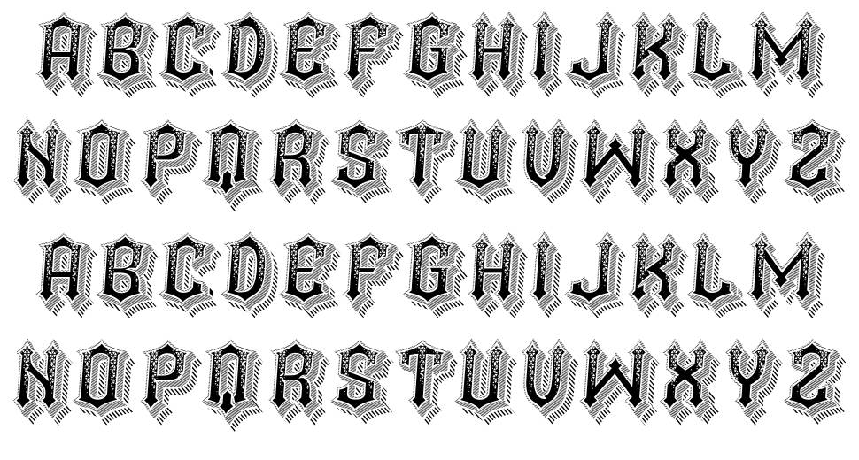 Easy Pawns font