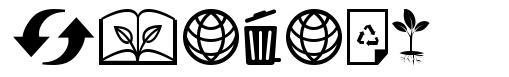 Ecology font