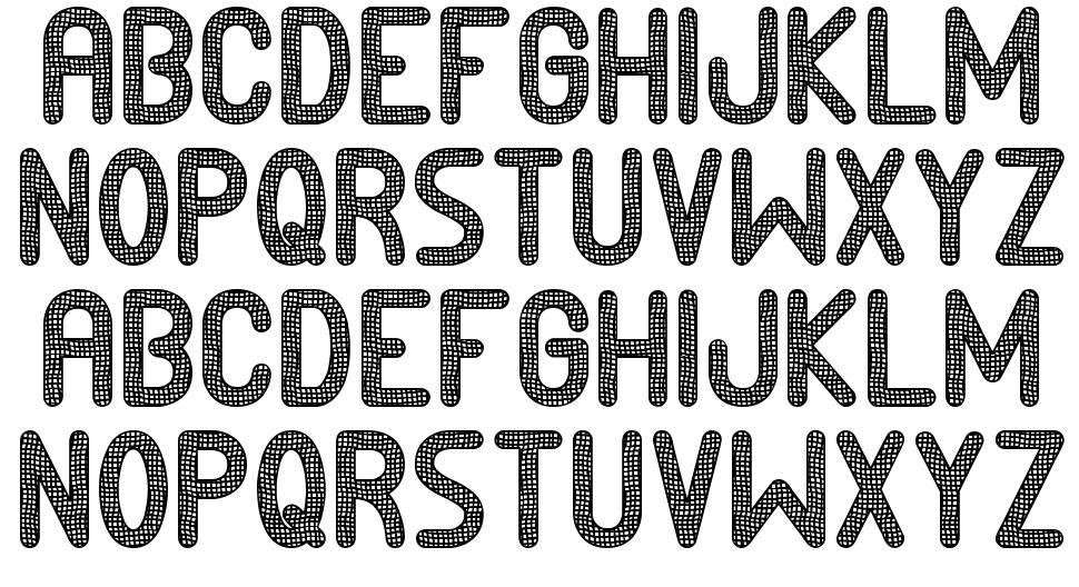 Edournida ST font