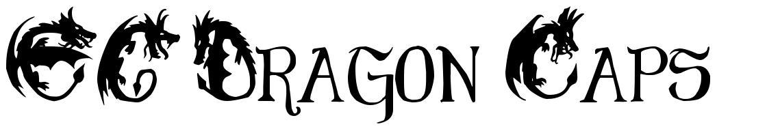 EG Dragon Caps fonte