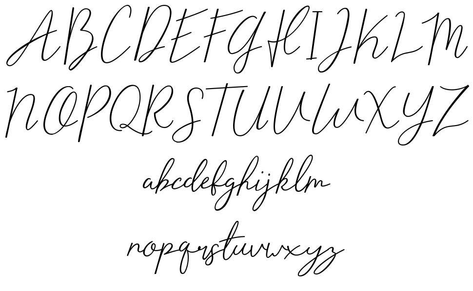 Eisley Claise font