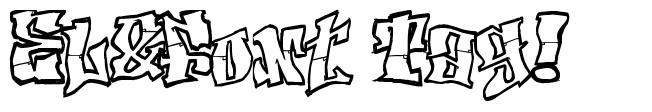 El&Font Tag! font