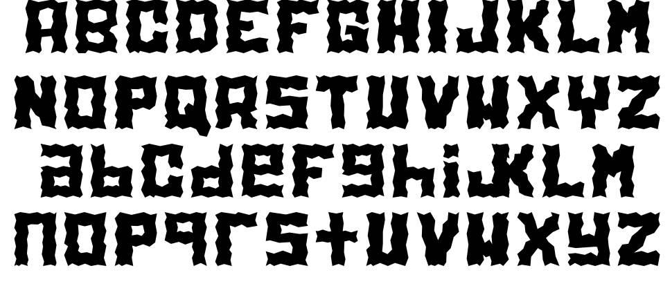 Electrolite フォント