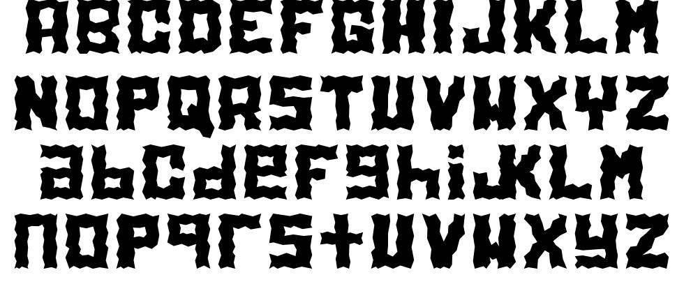 Electrolite schriftart