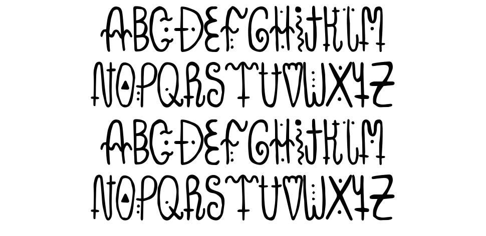 Eleven font