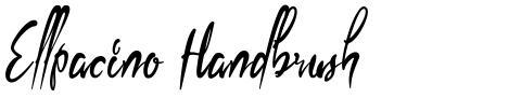 Ellpacino Handbrush