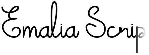 Emalia Script
