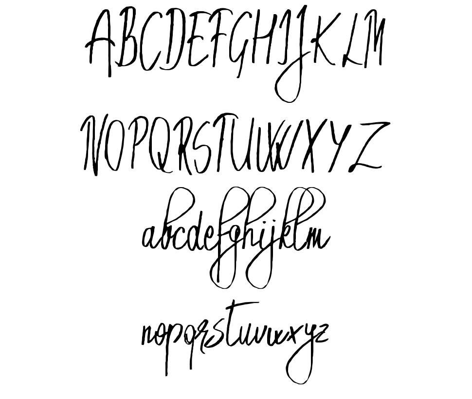 Emryt font