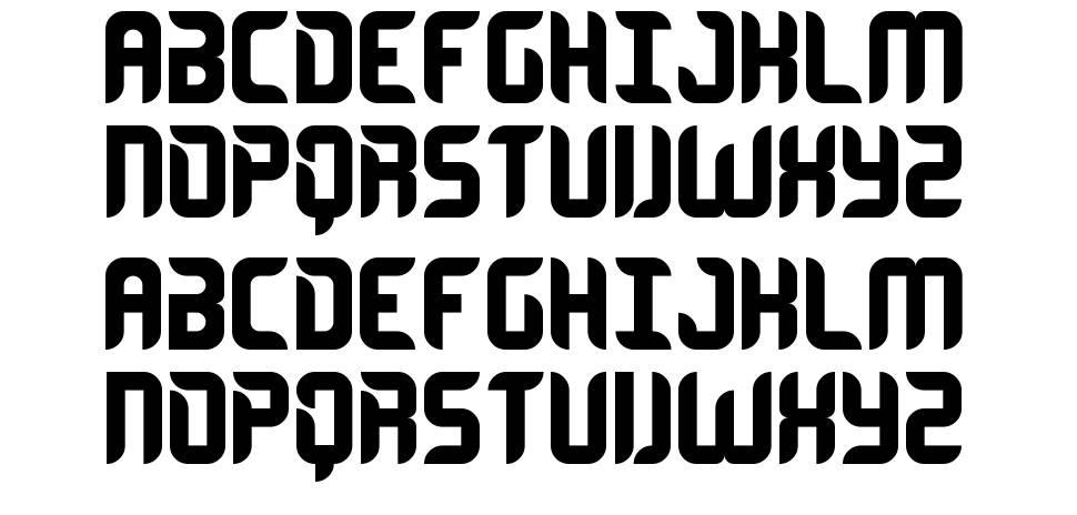Encrypted font