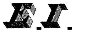Engravier Initials