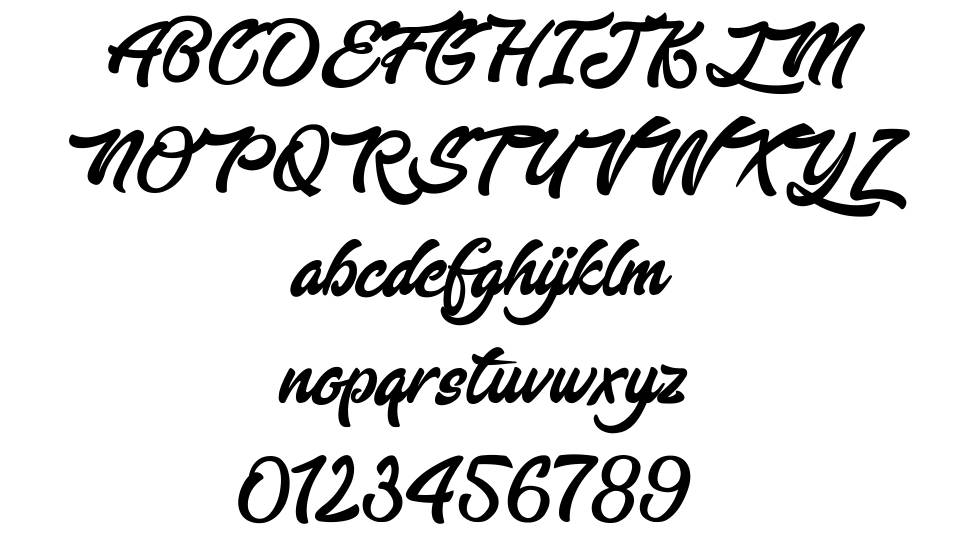 Enlighten your Destiny font