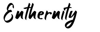 Enthernity