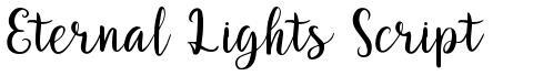 Eternal Lights Script