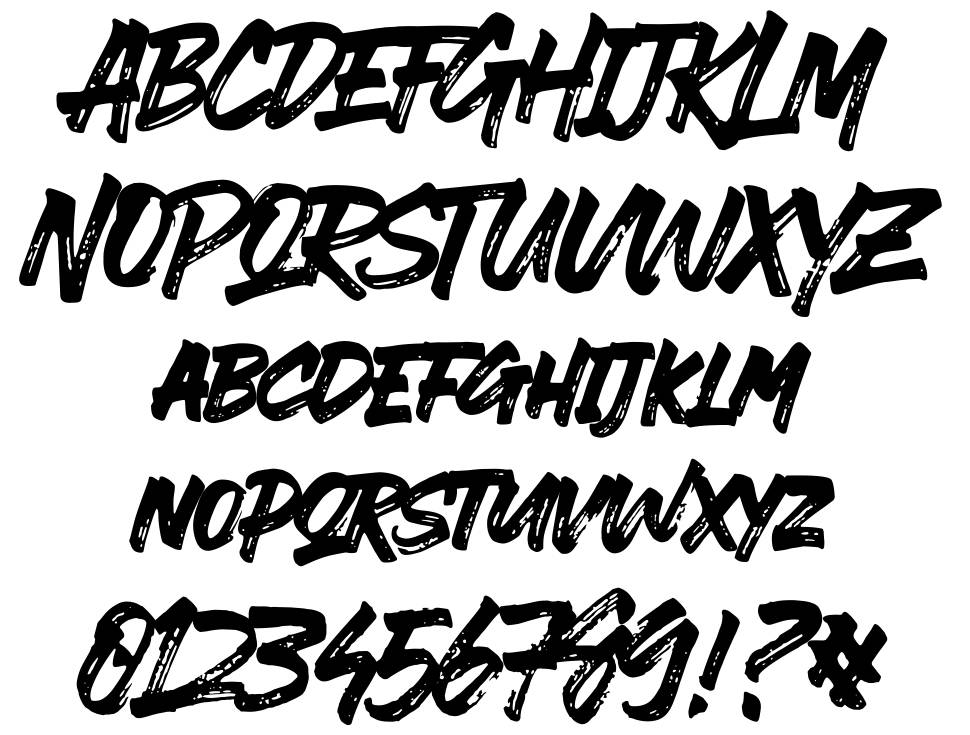 Ever Looser font
