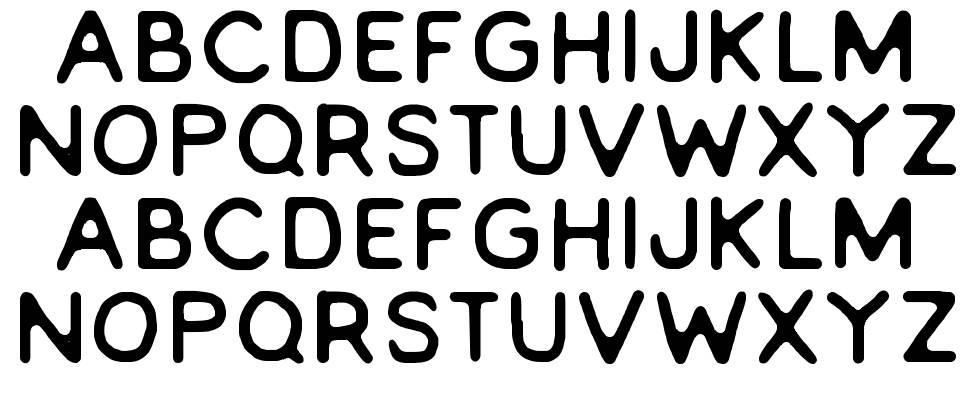 Everlong font