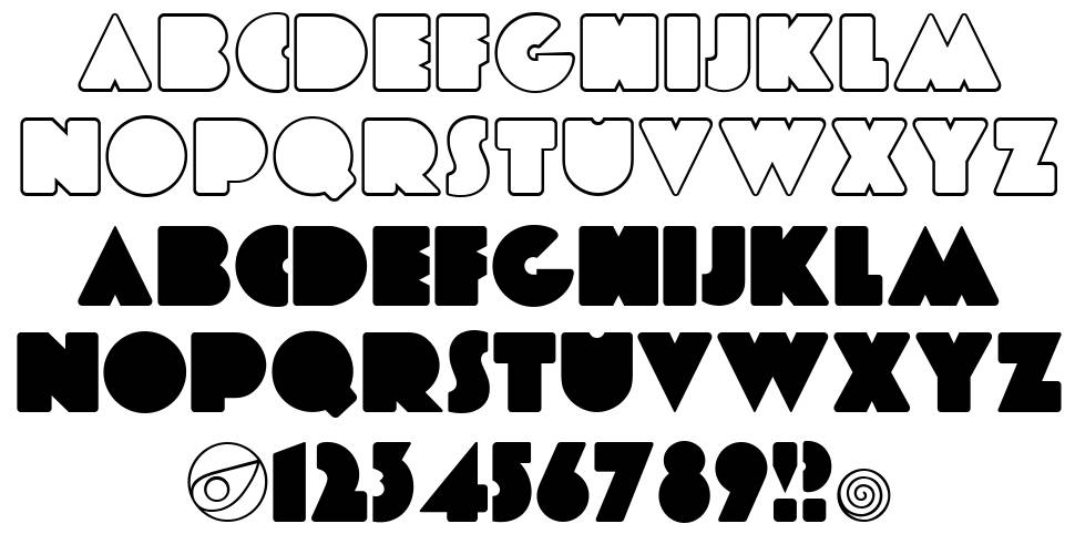 Every Truetype is a Wisefont font