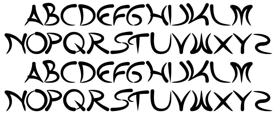 Extra Hot font by weknow - FontRiver