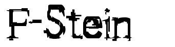 F-Stein
