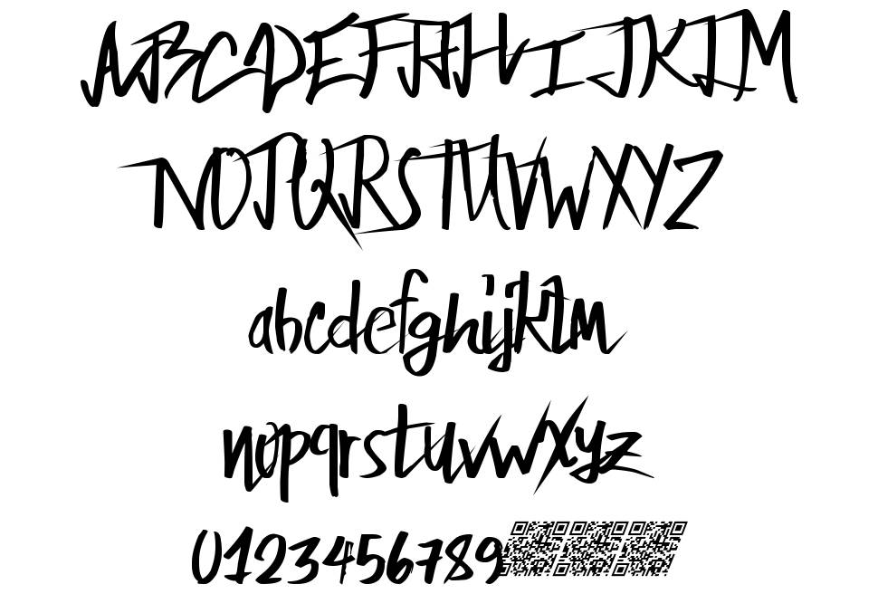 Fair Banks font