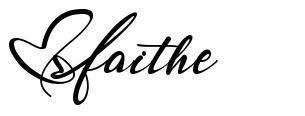 Faithe