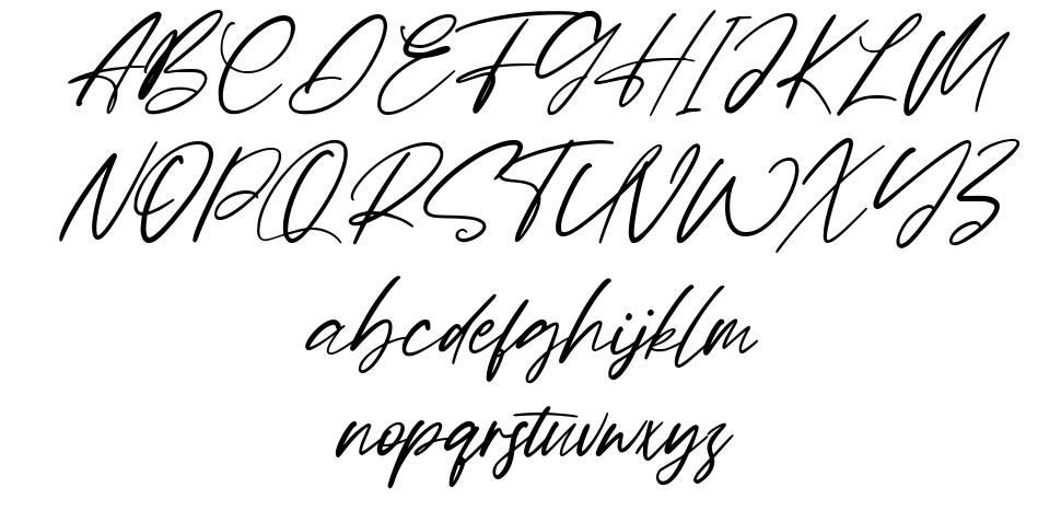 Fallujah font