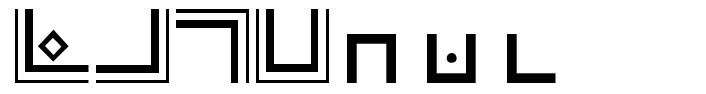 FAM-Code font