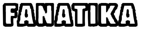 Fanatika font