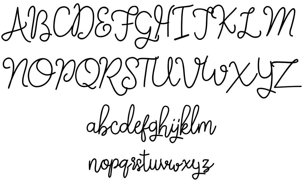 Fantica font