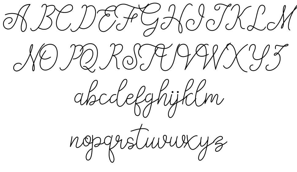 Fanya font