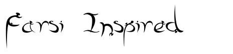 Farsi Inspired