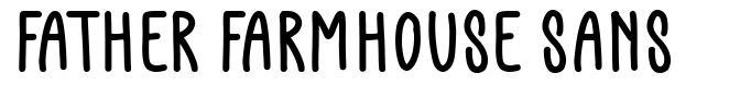 Father Farmhouse Sans
