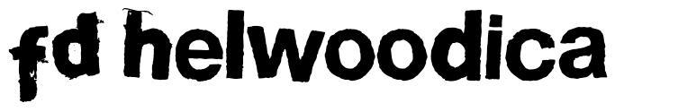 FD Helwoodica