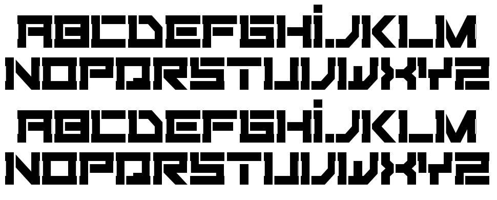 Fiker Futura font