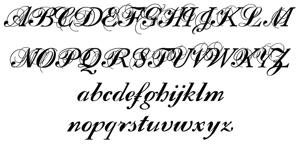 Filou Medium font