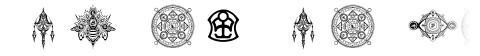 Final Fantasy Symbols