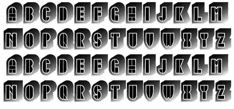 Fixed font