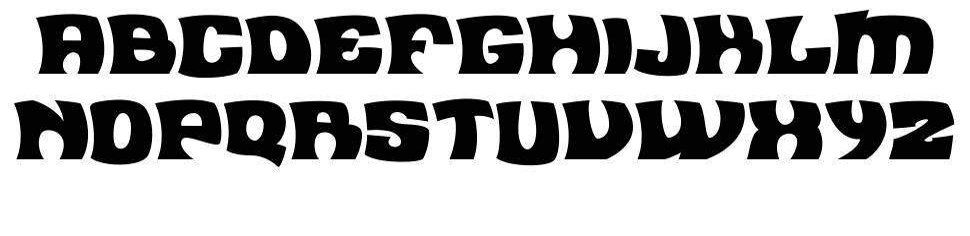 Flea Market font