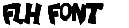 FLH-Font font