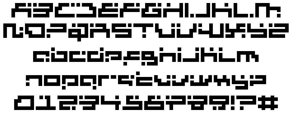 Fluctuate Prediction font
