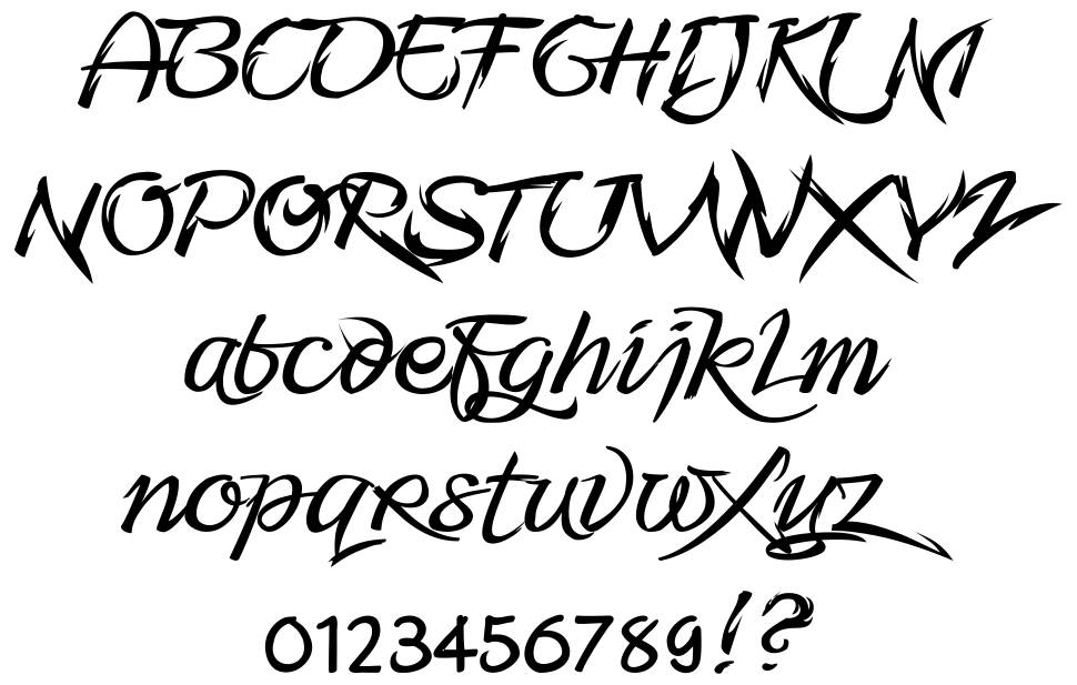 Fmiring Campotype One font