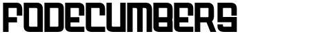 Fodecumbers