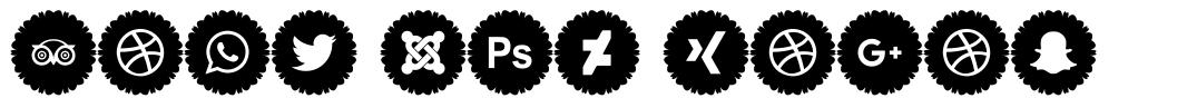 Font 120 Logos font