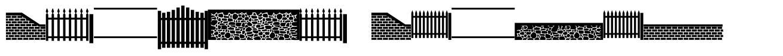 FontCo Fences 字形